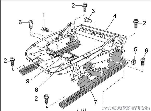 Audi-a4-sitz-vorn-ab-2004 : Brauche dringend hilfe : Audi