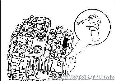 Audi-a3-8l-geber-fuer-fahrtgeschwindigkeit : Wo sitzt der