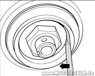Audi-a4-8d-radlager-einstellen-hinten : Bremscheiben