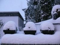Der Winter - darf er oder darf er noch nicht ...