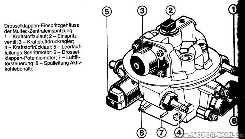 Einspritzanlage : Motorproblem Astra F? wer kann helfen