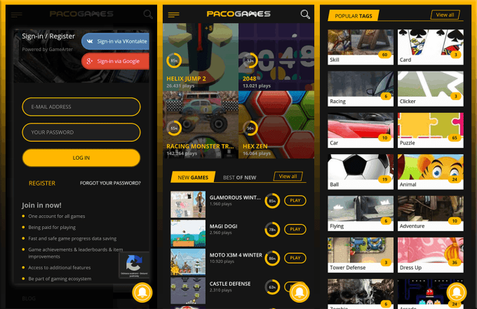Fantastic Mobile Games And Where To Find Them Pacogames Com