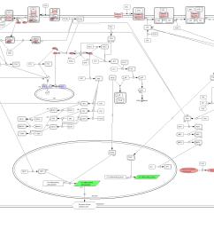 inflammation pathway diagram [ 2600 x 1800 Pixel ]