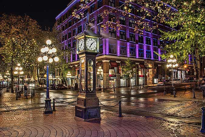 Restaurants Near Me Vancouver Bc