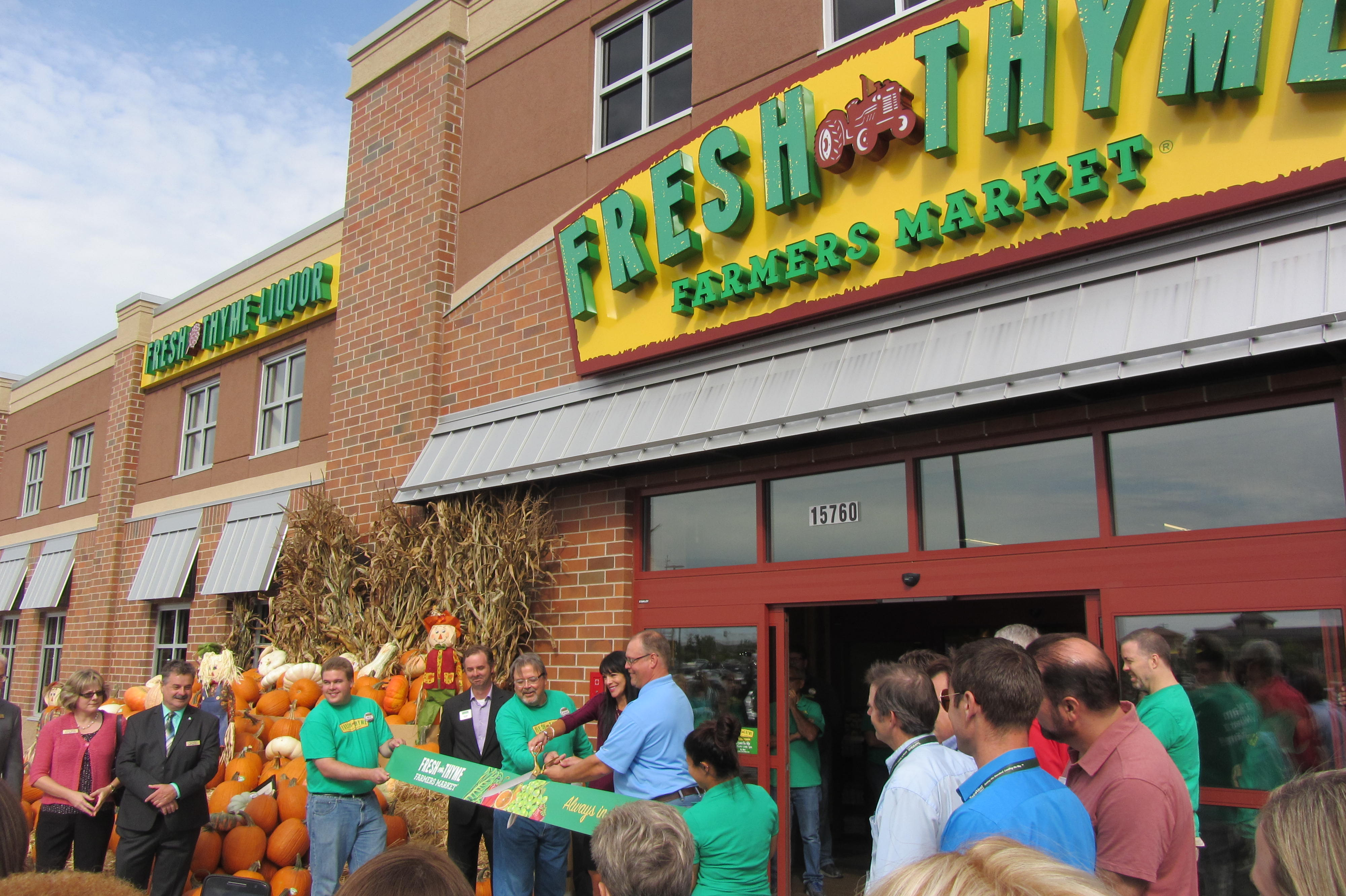 Fresh Thyme Market Number Stores