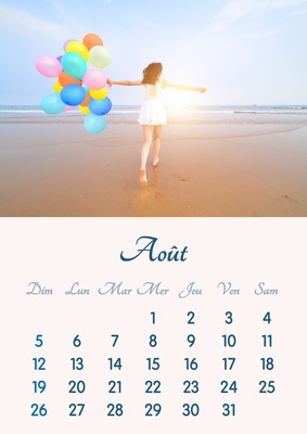 Kalender Agustus 2018 : kalender, agustus, Montase, Kalender, Agustus, Dapat, Dicetak, Dalam, Ukuran, Pixiz