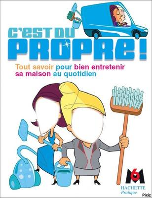 C Est Du Propre : propre, Photo, Montage, Propre, Pixiz