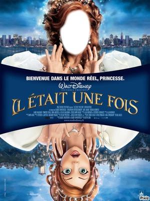Il était Une Fois Les Princesses Disney : était, princesses, disney, Photo, Montage, Princesse, Disney, Visage, Affiche, Pixiz