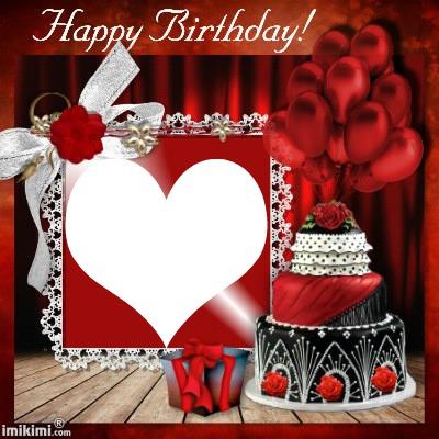 Foto Montase Happy Birthday Pixiz