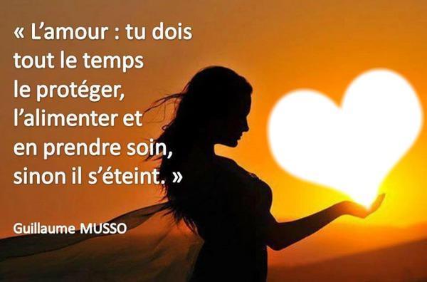 Montage photo poème amour - Pixiz