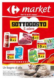 volantino Carrefour Market a Alcamo offerte