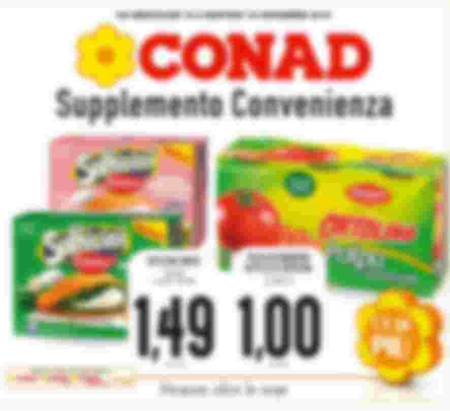 Conad  Supplemento Convenienza  volantino Conad