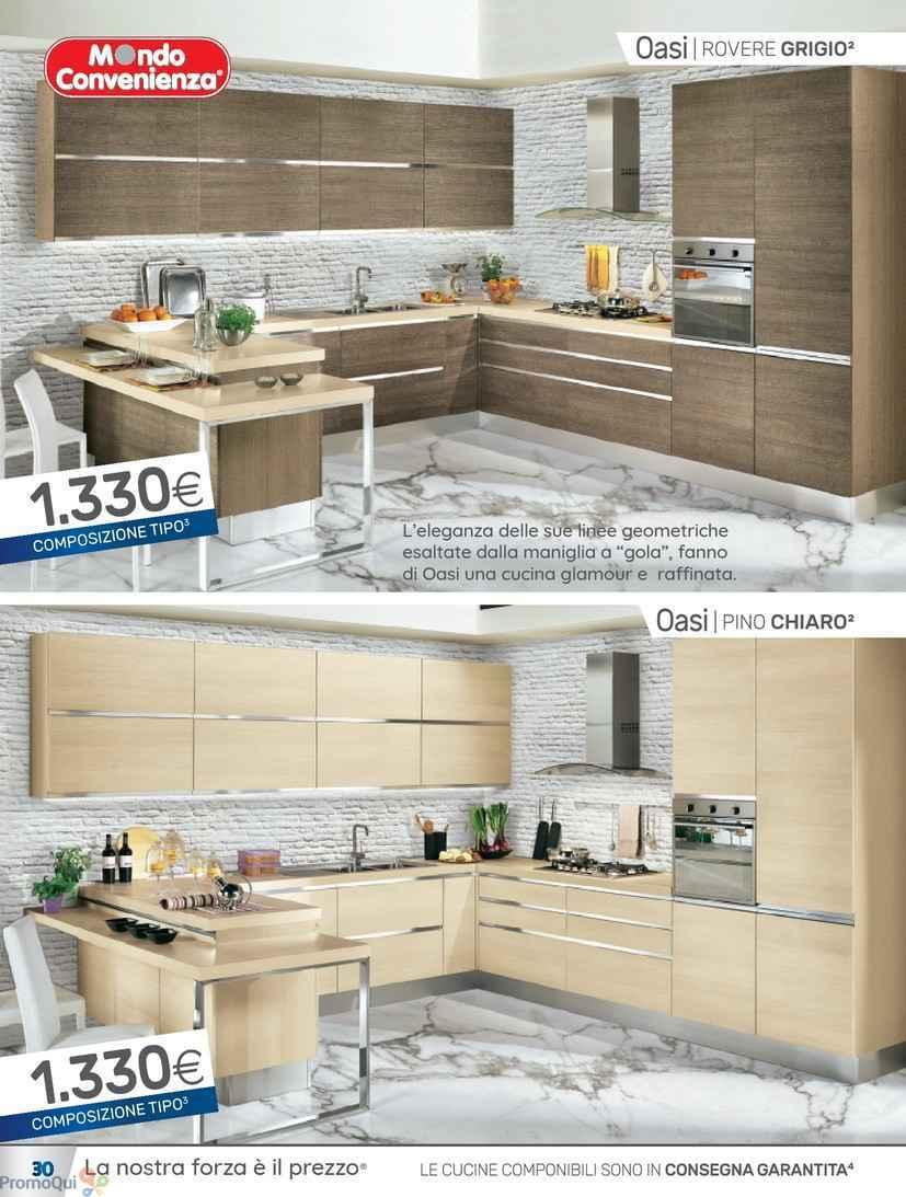 Cucina Nexa Mondo Convenienza - Idee per la decorazione di interni ...