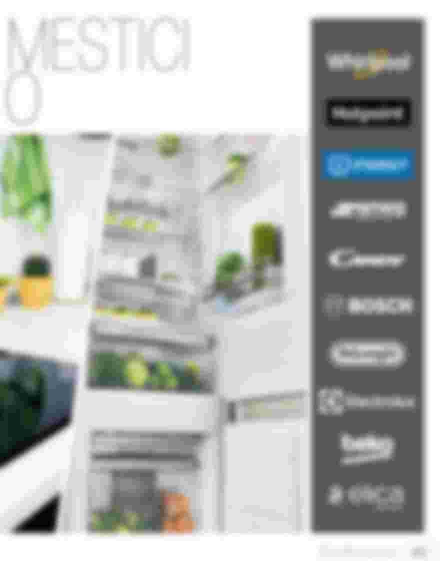 Volantino Conforama  Catalogo cucine 2018  offerte