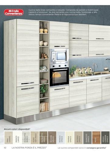 Offerte Mondo convenienza cucine negozi per arredare casa