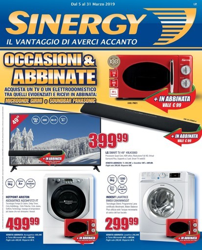 Lavatrici Ariston volantini offerte prezzi e negozi