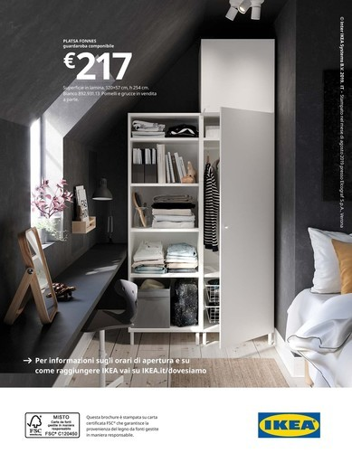 Offerte Guardaroba Ikea Negozi Per Arredare Casa Promoqui