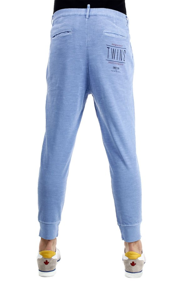 Dsquared2 Men 100 Cotton Sweatpants - Spence Outlet