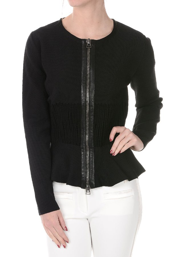Tom Ford Women Stretch Fabric Cardigan Jacket - Glamood Outlet
