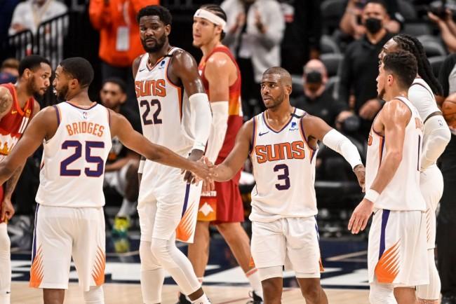 2021 NBA Playoffs: Phoenix Suns sweep Denver Nuggets for first Western Finals stint since 2010