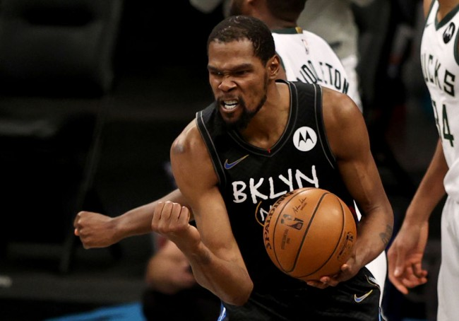 2021 NBA Playoffs: Durant's triple-double crushes Bucks in Game 5 as Nets grab 3-2 series lead