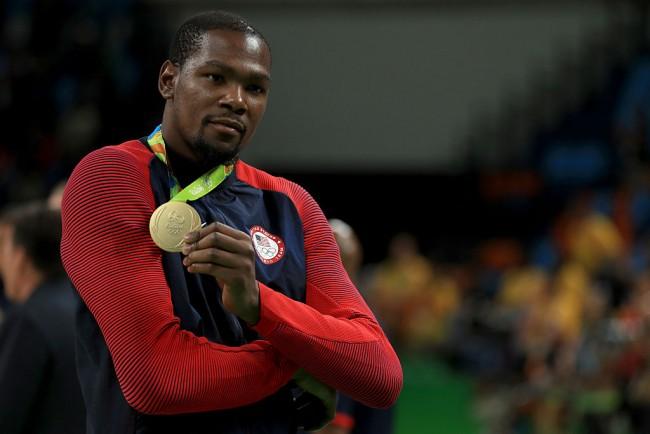 Durant, Lillard and Booker lead star-studded USA Basketball team for Tokyo Olympics