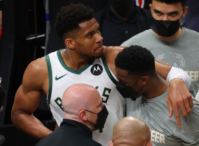 Giannis Antetokounmpo Injury News: Bucks Star Avoids Serious Knee Damage, but is Doubtful for Game 5