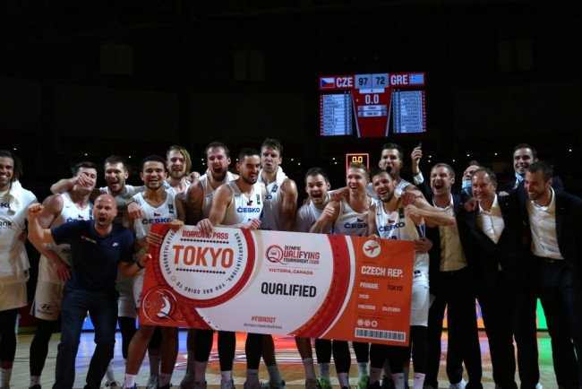 Luka Doncic Leads Slovenia Into Tokyo Olympics; Germany, Czech Republic, Italy Also Qualify
