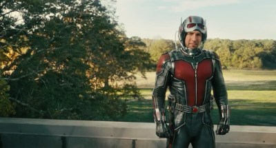 Paul Rudd gets to play the hero in Marvel's Ant-Man
