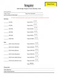 Engineering Change Request Form Download Printable PDF