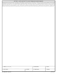 DA Form 7652 Download Fillable PDF or Fill Online