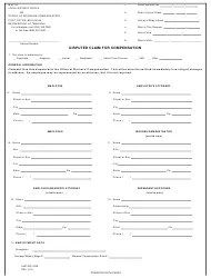 Form LWC-WC-1008 Download Fillable PDF or Fill Online