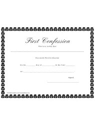 First Prize Certificate Template Download Printable PDF