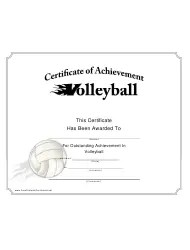 Volleyball Practice Plan Download Printable PDF