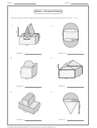Multiplying Fractions Visual Worksheet With Answers