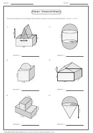 Math Worksheet Templates PDF. download Fill and print for