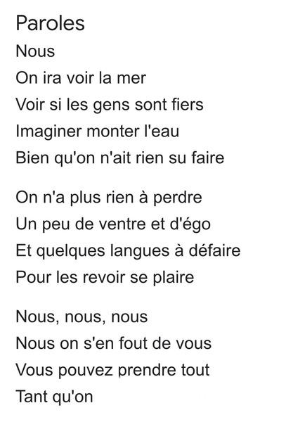 La Meilleure - Hatik: Paroles et Traduction - BeatGoGo.fr