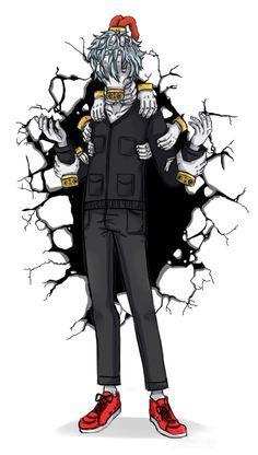 My Hero Academia Mechant : academia, mechant, Academia, Mangas,, Comics