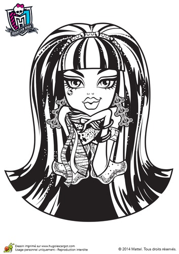 Monster High (personnages)