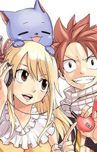 Les Couples De Fairy Tail : couples, fairy, Couples, Fairy