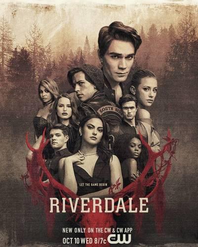 Le Roi Des Gargouilles Riverdale : gargouilles, riverdale, Riverdale