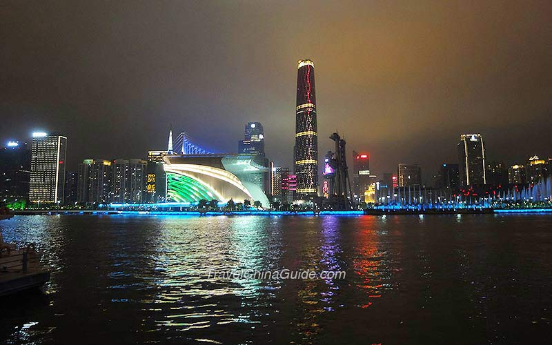 Guangzhou Pearl River Pictures TravelChinaGuidecom