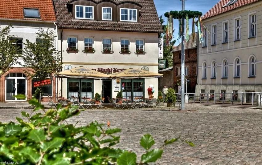 Hotel am Markt - Mecklenburg-Vorpommern, Deutschland (Kurzreise)