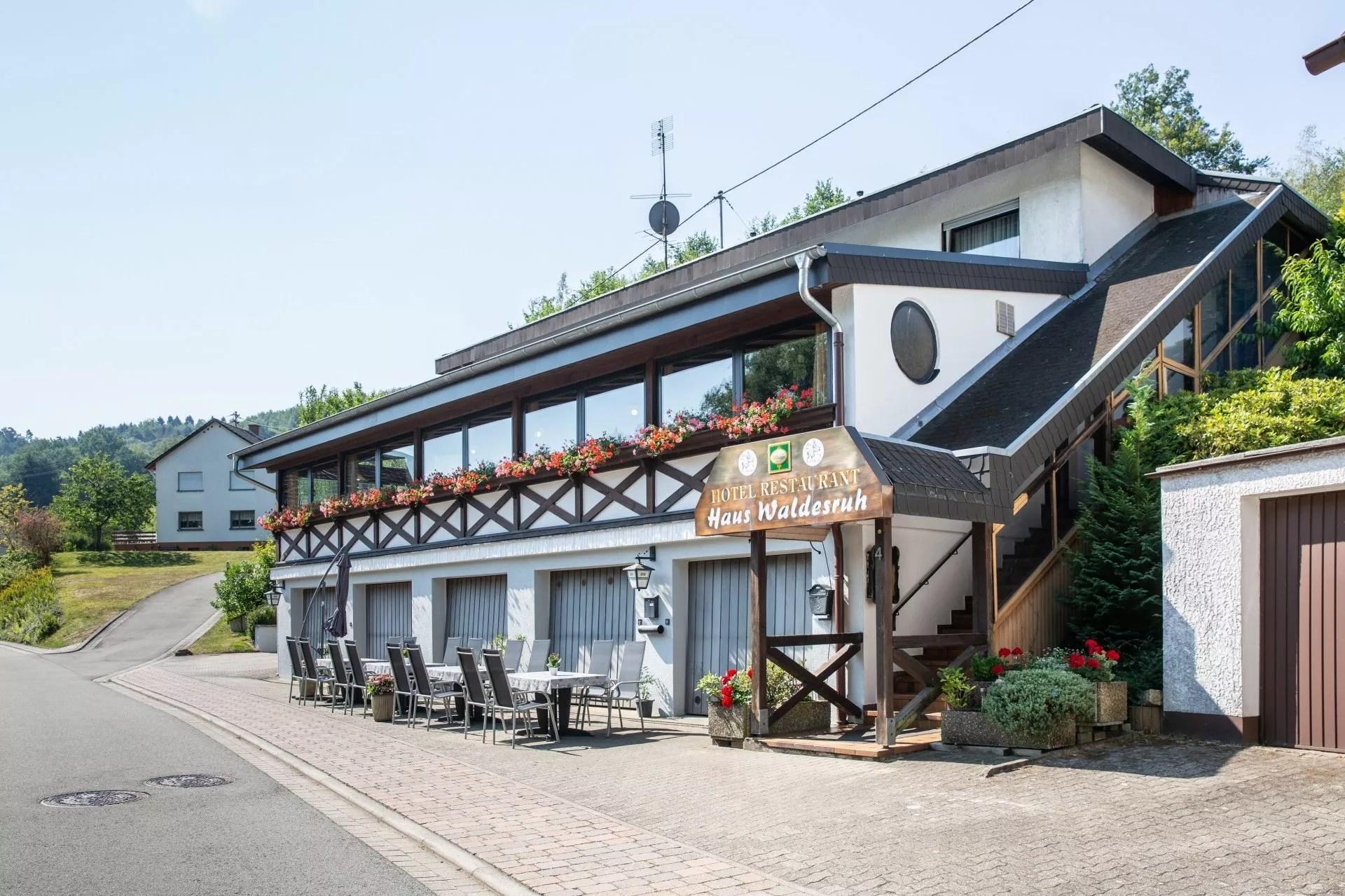 Hotel - Restaurant Haus Waldesruh - Rheinland-Pfalz, Deutschland (Kurzreise)
