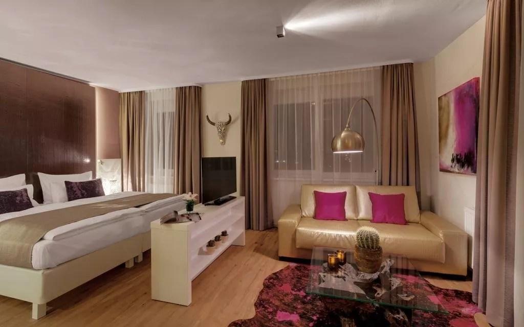 AMEDIA Luxury Suites Graz - Steiermark, Österreich (Kurzreise)