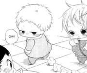 anime baby kawaii