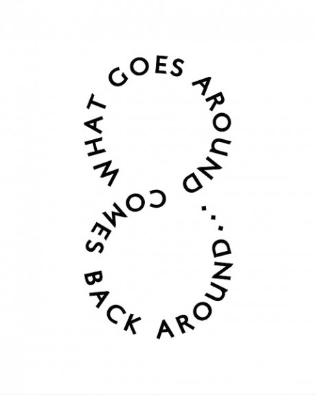 What Goes Around Comes Around Artinya : around, comes, artinya, Images, About, BI$H!!, Heart, Summer, Beach