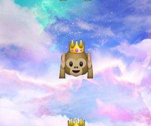 Cute Emoji Wallpapers Monkeys Emoji By Xmichelletheresa On Whi