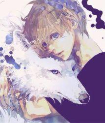 The Werewolf boy shared by hana khue on We Heart It