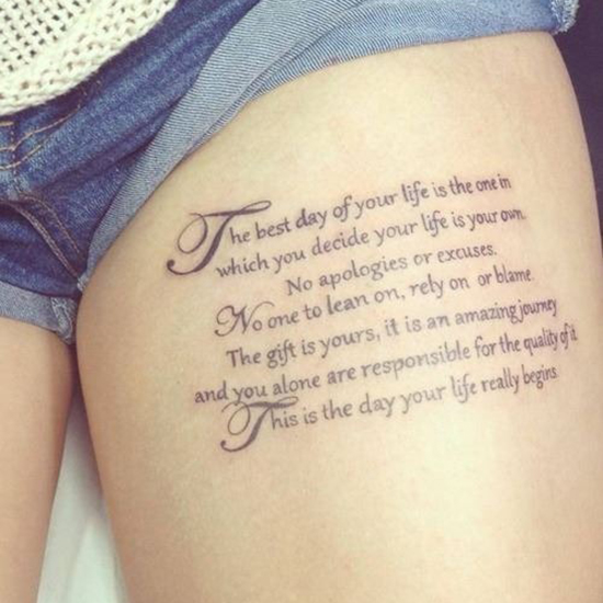 64 Images About Pequeños Tatuajes Frases On We Heart It See More
